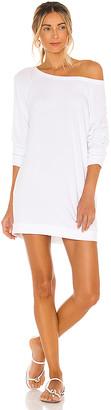 Michael Lauren Titus Sweatshirt Dress