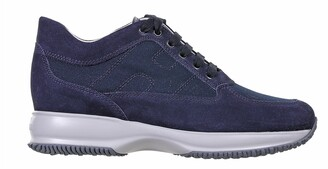 Hogan Interactive Blue - ShopStyle Sneakers & Athletic