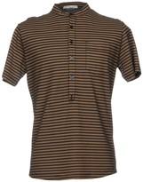 Grey Daniele Alessandrini T-shirts - Item 12092732