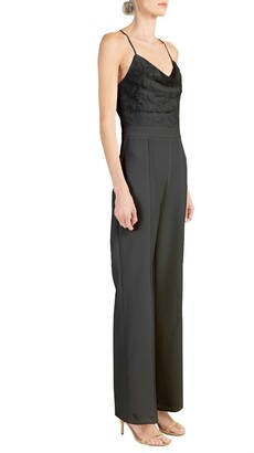 Harlyn Sequin Lace Jumpsuit
