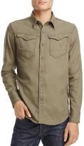 G Star Arc 3D Slim Fit Button-Down Shirt