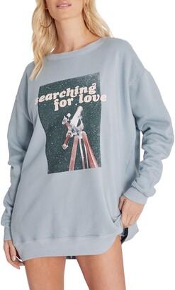 Wildfox Couture Roadtrip Love Graphic Sweatshirt