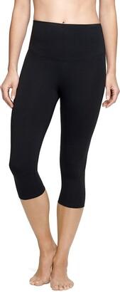 Yummie Women's Talia Capri Cotton Stretch Shapewear Legging