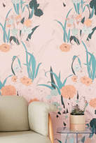 Urban Outfitters Willa Wildflower Removable Wallpaper