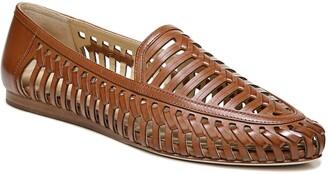 Veronica Beard Greece Woven Loafer