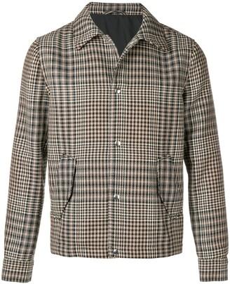 Ami Paris Snap Button Jacket