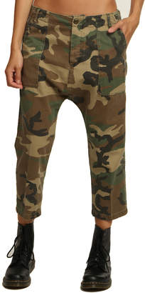 R 13 Utility Drop Crotch Pant