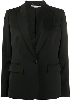 Stella McCartney Iris single-breasted blazer