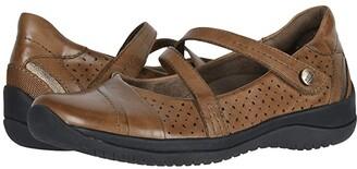 Earth Kara Galilei (Almond Multi Soft Calf/Goat Metallic Milled PU) Women's Shoes