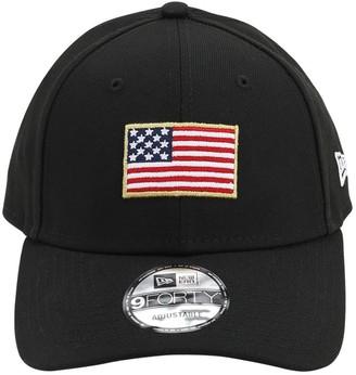 New Era Flagged 9forty Baseball Hat