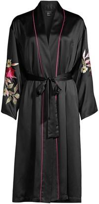 Natori Seville Embroidered Robe