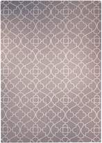 F.J. Kashanian Chelsea Hand-Knotted Wool & Silk Rug