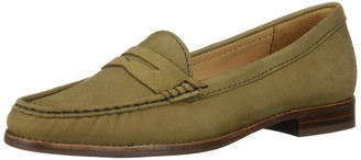 Driver Club Usa Women's Leather Made in Brazil Greenwich Loafer