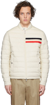 Moncler Off-White Down Yeres Jacket