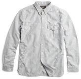 Ralph Lauren RRL Striped Selvedge Oxford Shirt