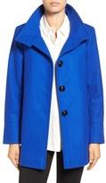 Larry Levine Women's Wool Blend Swing Coat