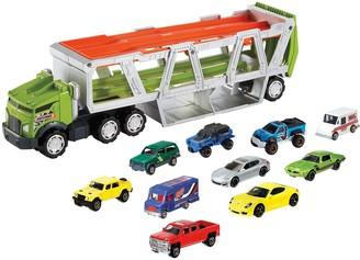 Mattel Matchbox Transporter Bundle