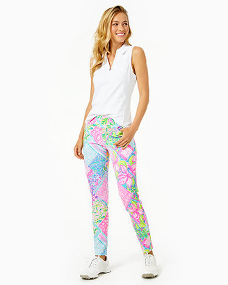 """Lilly Pulitzer UPF 50+ Luxletic 28"""" Corso Pant"""