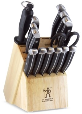 Zwilling J.A. Henckels International 15-Pc. Knife Set