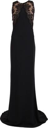 Stella McCartney Lace Detail Long Dress