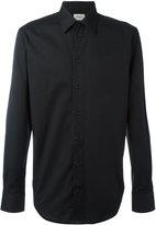 Armani Collezioni plain shirt