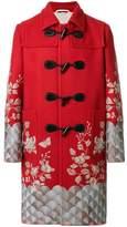 Gucci embroidered twill coat