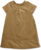 Marie Chantal Tan Cord Dress