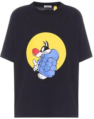 MONCLER GENIUS 1 MONCLER JW ANDERSON cotton-jersey T-shirt