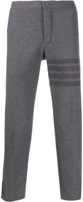 Thom Browne 4-Bar stripe trousers