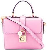 Dolce & Gabbana padlock detail satchel