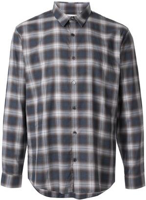 Cerruti check shirt