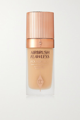 Charlotte Tilbury Airbrush Flawless Foundation - 4 Warm, 30ml