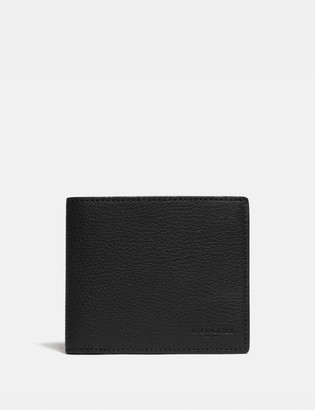 Coach 3-In-1 Wallet With Signature Canvas Detail