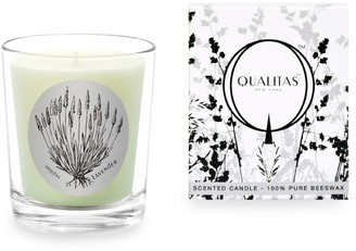 Qualitas Candles Lavender Candle/ 6.5 oz.