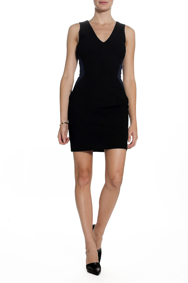 Rag and Bone RAG & BONE Cara Dress - Black