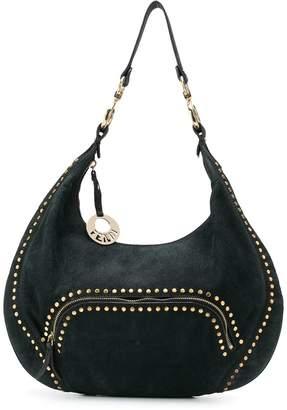 Fendi Pre-Owned studded shoulder bag
