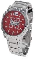 NCAA University-Of-Nebraska Men's Watch