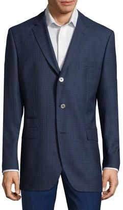HUGO BOSS Johnston3 Wool Blazer