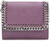 Stella McCartney Falabella small flap wallet