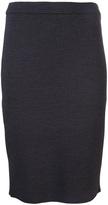 Lanvin Knit pencil skirt