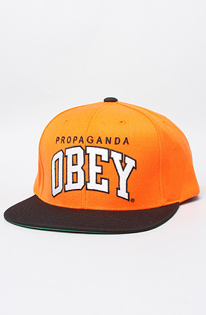 Obey The Throwback Hat