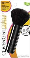 Cover Girl Makeup Masters Blush and Powder Brush, 1 Count