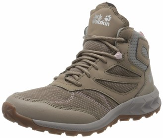 Jack Wolfskin Women's Woodland Texapore Mid W High Rise Hiking Shoes