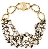Christian Dior Mise en Collar Necklace