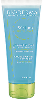 Bioderma Sebium Purifying Cleansing Foaming Gel Tube