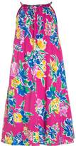 Polo Ralph Lauren FLORAL Summer dress magenta/multicolor