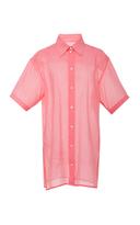 Victoria Beckham Technical Muslin Shirt