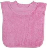 Bumkins Absorbent Pullover Bib - Cotton - Pink
