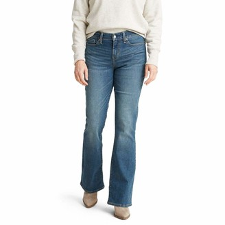 Signature by Levi Strauss & Co. Gold Label Signature by Levi Strauss & Co Women's Modern Bootcut Jean