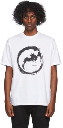 Undercover White Bat T-Shirt